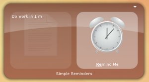 Set small reminders with Do